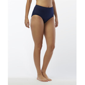 TYR Solid High Waisted Bottom Women navy